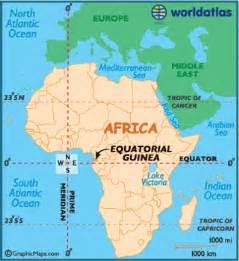 united states map showing equator equatorial guinea map geography of equatorial guinea