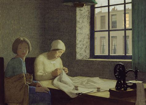 Home Decor Sewing Blogs the old nurse painting by frederick cayley robinson
