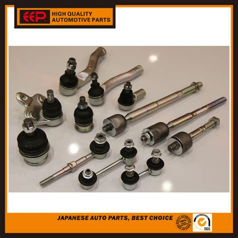 Rack End Innova auto part manufacturer stabilizer links for toyota hilux