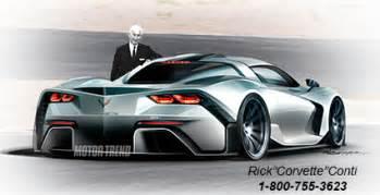 rick corvette conti » 2018/2019 zora mid engine