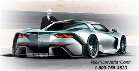 rick corvette conti » 2020 zora mid engine