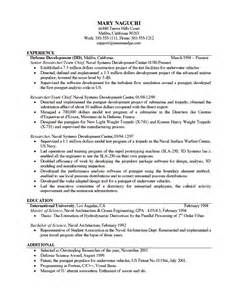 Professional Resume Sles Free by Free Exles Of Resumes Learnhowtoloseweight Net