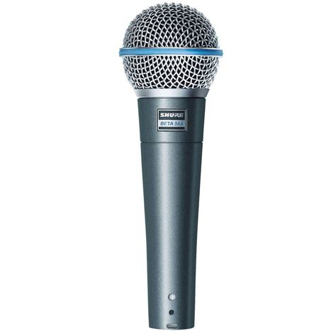 Mic Microphone Kabel Shure Beta 68 Vocal Artis Legendary shure beta 58a handheld live stage studio recording dynamic mic vocal microphone