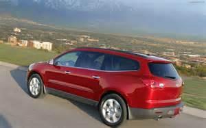 2012 Chevrolet Traverse Chevrolet Traverse 2012 Widescreen Car Photo 05 Of