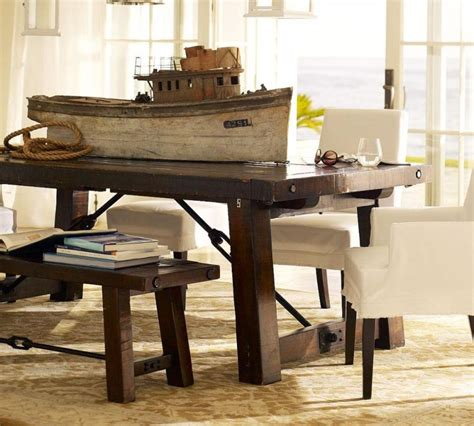 Rustic Dining Room Tables 35 Inspiring Dining Room Decorating Ideas