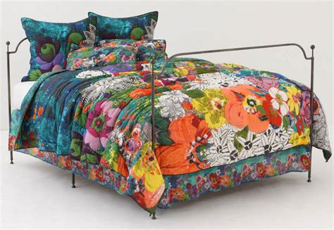 Colorful Beds by Anthropologie Colorful Bedding Bedroom Ideas Pictures