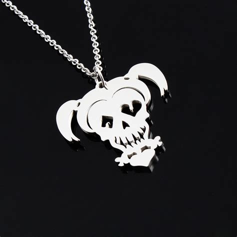 Gelang Logo Skull Hd Chain Stainless Steel buy wholesale harley pendant from china harley pendant wholesalers aliexpress