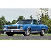 1970 Chevrolet Monte Carlo SS 454  Specifications Photo