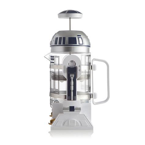 Star Wars R2 D2 Coffee Press   ThinkGeek