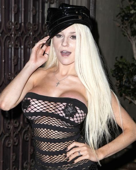 Courtney Stodden Archive Sawfirst Hot Celebrity Pictures