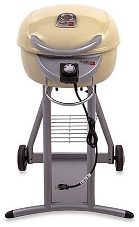 char broil tru infrared patio bistro 240 electric grill