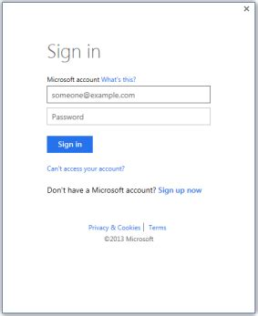 disable office 2013 sign in with microsoft account