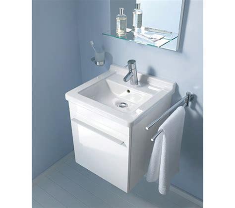 qssupplies co uk bathroom furniture duravit x large 440mm lh vanity unit and 480mm starck 3
