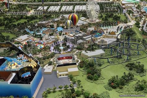 dubai theme parks motiongate movie theme park