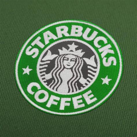 design a starbucks logo starbucks coffee logo embroidery design