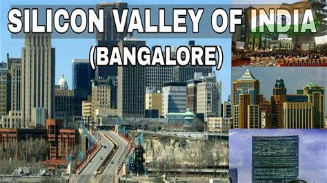 Mba Colleges In Silicon Valley by Bangalore Silicon Valley Of India Plenty Facts
