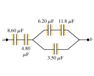 capacitor work calculator how to find potential difference capacitor