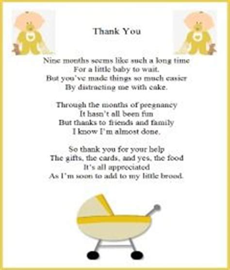 generic baby shower thank you wording 1000 images about babyq co ed shower on
