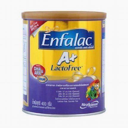 Formula Enfalac Enfalac A Lactofree Care Milk Powder Special Formula For