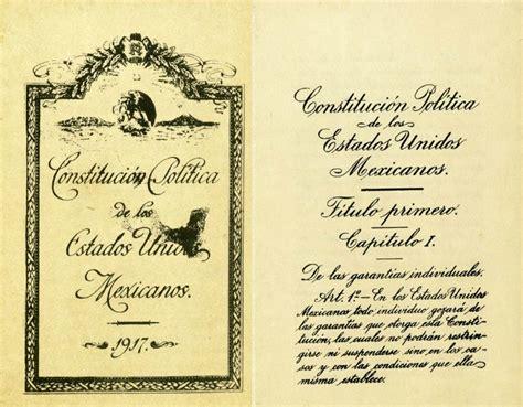 1917 constituci n pol tica de los estados unidos mexicanos declaran 2017 el a 241 o del centenario de la constituci 243 n