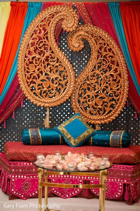 Photo: Decor   Maharani Weddings   Furniture   Desi