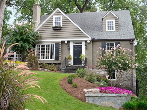 exterior home decorations exterior home decor ideas hgtv