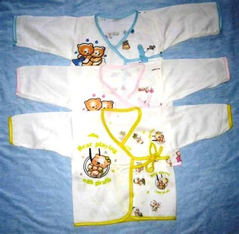 Baju Bayi Baru Lahir 1 Lusin baju bayi newborn baru lahir grosir lusinan ibuhamil
