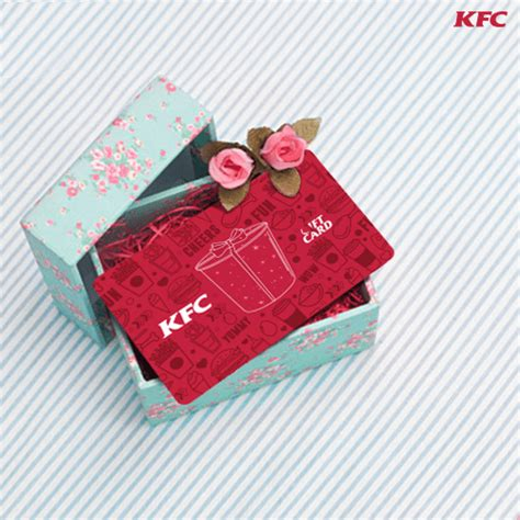 How Long Are Gift Cards Good For - make this father s day finger lickin good with kfc s gift cards core sector