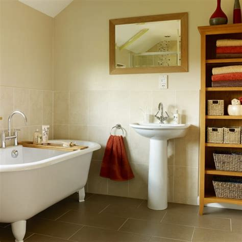 Family Bathroom Ideas by Stylish Storage Family Bathroom Ideas Housetohome Co Uk