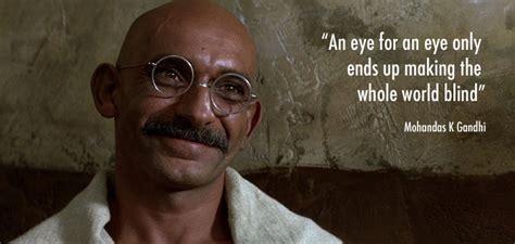 gandhi biography movie quotes from the movie gandhi quotesgram