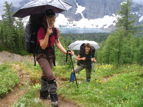 Hiking Umbrella the pros cons of using an umbrella for hiking keith