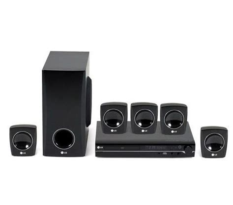 Home Theater Lg Second home theater lg ht303su compre girafa