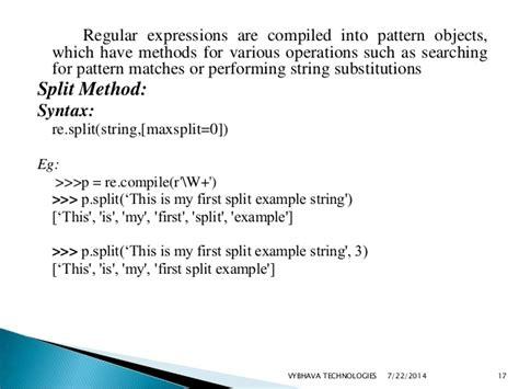 python substring matching pattern regular expressions in python