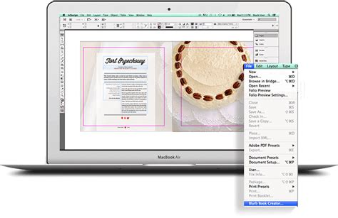 blurb indesign template adobe indesign in for books magazines