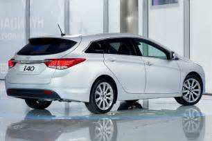 new hyundai i40 is the european market sonata sedan model