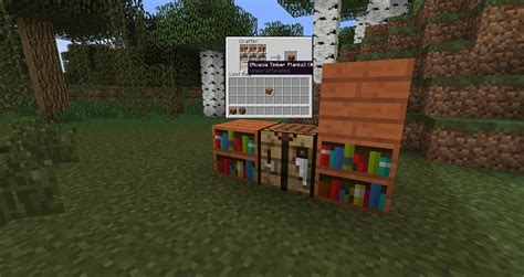 craft a bookshelf 28 images minecraft how to make