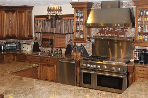 western kitchen design my kitchen western style www 4cyourdreams com decor