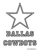 cowboys football coloring page 51 best images about coloring nfl on pinterest oakland