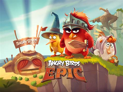 Angry Birds Epic RPG Cheats, Hack, Guide & Tips   Games Park