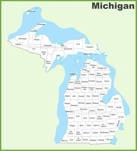 usa map michigan state maps usa michigan wall hd 2018