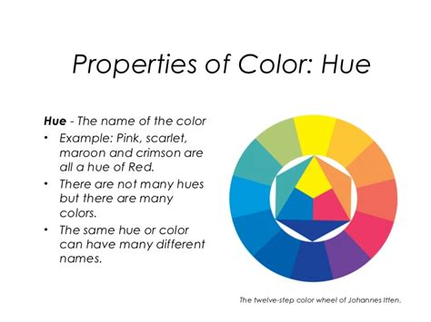 color properties color review johannes itten