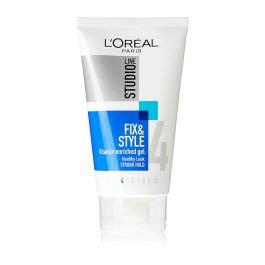 Loreal Studio Gel 150 Ml Level 5 l oreal studio line fix style gel level 4 150ml