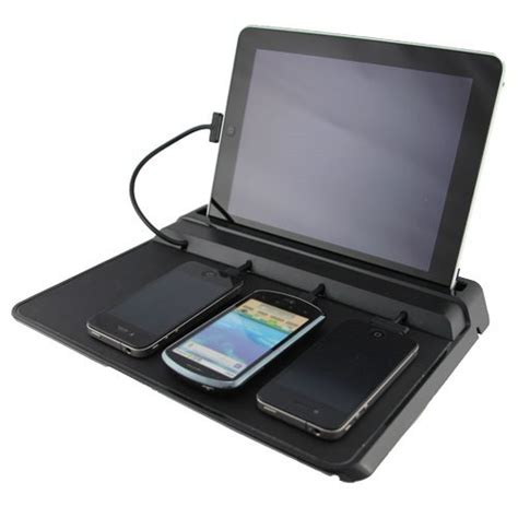 tablet charging station multifunctional cell phone charging station for mobile