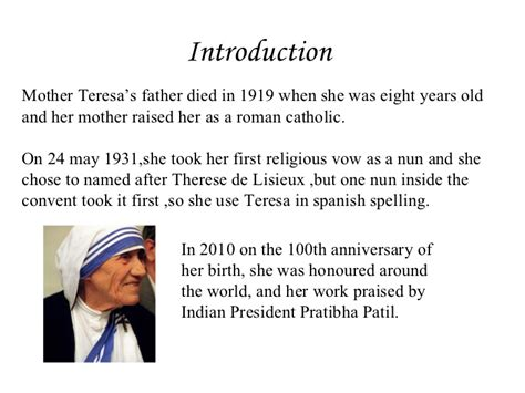 mother teresa calcutta biography tagalog blessed teresa of calcutta mother teresa