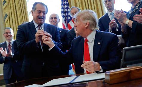dow chemical trump چنته ــ ۲ کریم زی انی شهروند