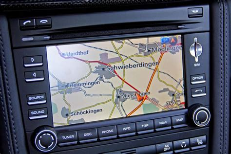 Porsche Navigation by Porsche Navigation Cd Changer Radio Repair