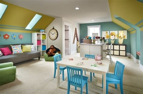 am駭agement bureau chambre d amis peinture chambre enfant et b 233 b 233