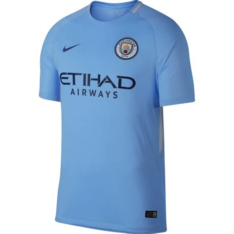 Jersey Manchester City 2017 2018 by Manchester City Home Jersey 2017 2018