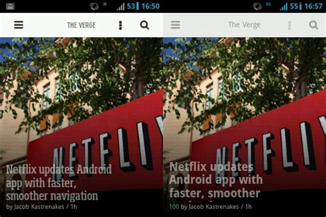 new feedly for android – version 17 is out. – feedly