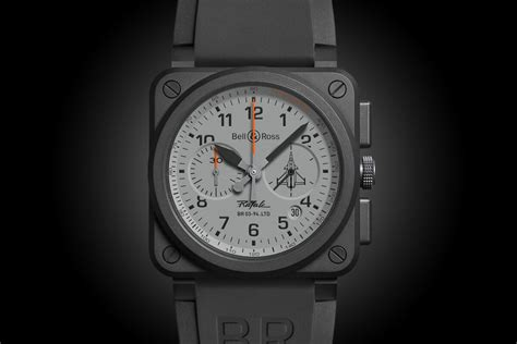 Bell Ross Br03 92 Limited Edition 30 Automobile Swiss Eta introducing the bell ross br 03 rafale a br 03 94